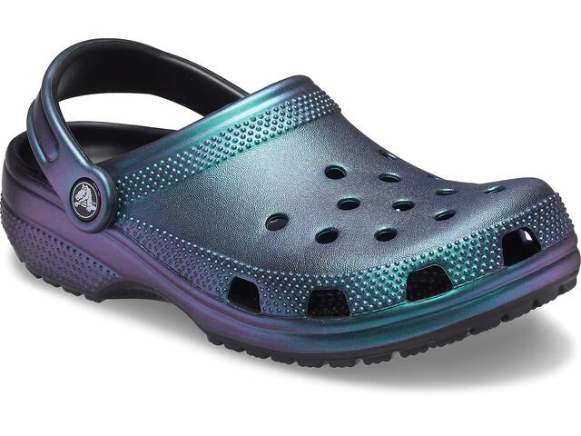 Crocs Classic Prismatic Clogs, black